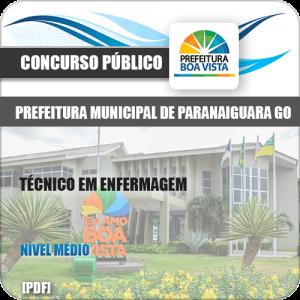 Apostila Concurso Pref Boa Vista RR 2020 Técnico em Enfermagem