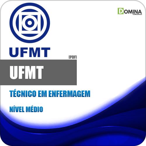 Apostila Concurso Público UFMT 2020 Técnico em Enfermagem
