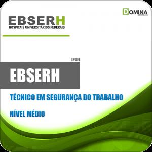 Apostila Concurso EBSERH 2020 Técnico Segurança Trabalho