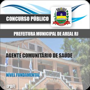 Apostila Concurso Pref Areal RJ 2020 Agente Comunitário Saúde
