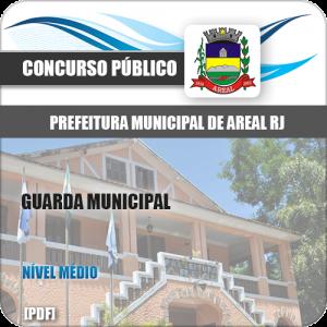 Apostila Concurso Pref Areal RJ 2020 Guarda Municipal