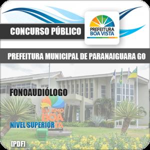 Apostila Concurso Público Pref Boa Vista RR 2020 Fonoaudiólogo