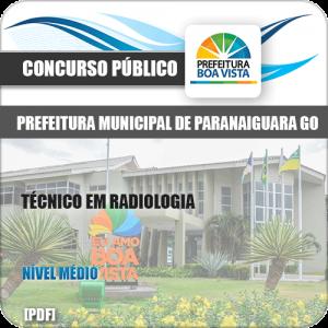 Apostila Concurso Pref Boa Vista RR 2020 Técnico em Radiologia