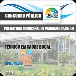 Apostila Concurso Pref Boa Vista RR 2020 Técnico em Saúde Bucal