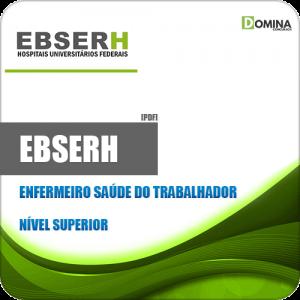 Apostila Concurso EBSERH 2020 Enfermeiro Saúde do Trabalhador