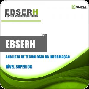 Apostila EBSERH 2020 Analista de Tecnologia da Informação