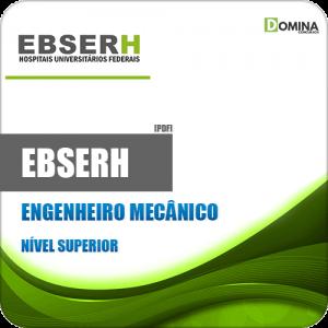 Apostila Concurso Público EBSERH 2020 Engenheiro Mecânico