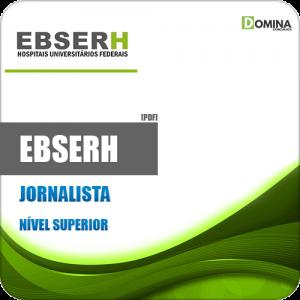 Apostila Concurso Público EBSERH 2020 Jornalista