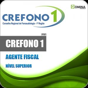 Apostila Concurso Público CREFONO 1 2020 Agente Fiscal