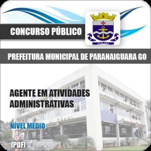 Apostila Pref Itajaí SC 2020 Agente em Atividades Administrativas