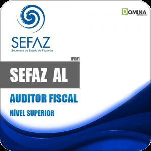 Apostila Concurso Público SEFAZ AL 2020 Auditor Fiscal