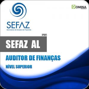 Apostila Concurso Público SEFAZ AL 2020 Auditor de Finanças