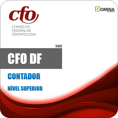 Apostila Concurso Público CFO DF 2020 Contador