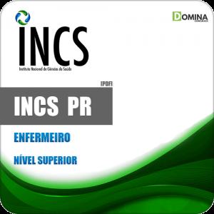 Apostila Seletivo INCS Curitiba PR 2019 Enfermeiro