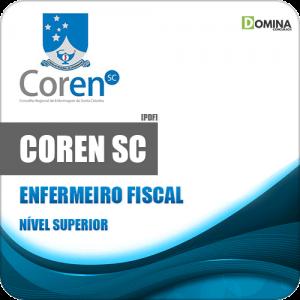 Apostila Concurso Público COREN SC 2020 Enfermeiro Fiscal