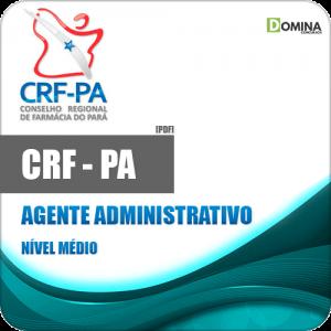Capa CRF PA 2020 Agente Administrativo