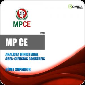 Apostila MP CE 2020 Analista Ministerial Ciências Contábeis
