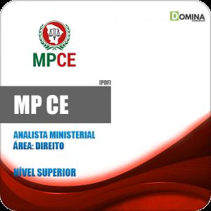 Apostila Concurso MP CE 2020 Analista Ministerial Direito