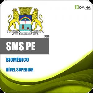 Apostila Concurso Pref Itanhaém SP 2020 Biomédico