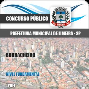 Apostila Concurso Prefeitura Limeira SP 2020 Borracheiro
