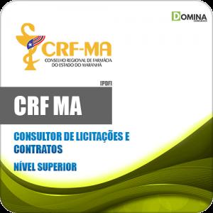 Apostila CRF MA 2020 Consultor de Licitações e Contratos