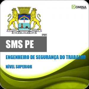 SESAU PE 2020 Engenheiro de Segurança do Trabalho