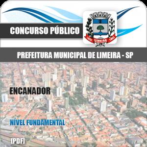 Apostila Limeira SP 2020 Oficial de Manutenção Encanador
