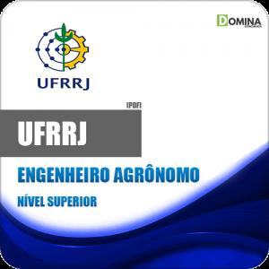 Apostila Concurso UFRRJ 2020 Engenheiro Agrônomo