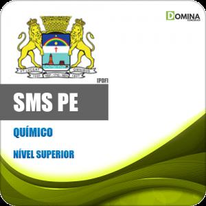 Apostila Concurso SESAU Recife PE 2020 Químico