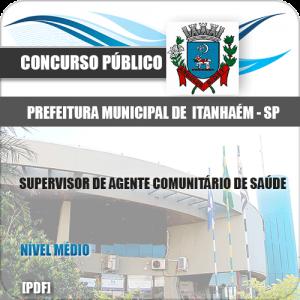 Apostila Itanhaém SP 2020 Agente Comunitário de Saúde
