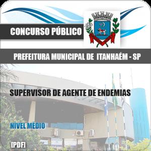 Apostila Itanhaém SP 2020 Supervisor Agente de Endemias