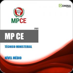 Capa MP CE 2020 Técnico Ministerial