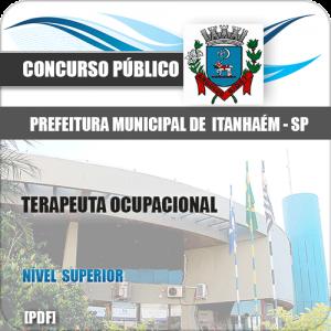 Apostila Concurso Itanhaém SP 2020 Terapeuta Ocupacional