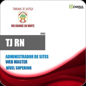 Apostila Concurso TJ RN 2020 Administrador de Sites Web Master