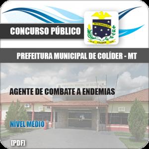 Apostila Colider MT 2020 Agente de Combate a Endemias