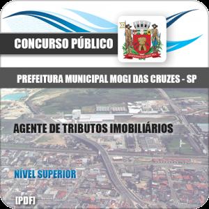 Apostila Mogi das Cruzes SP 2020 Agente Tributos Imobiliários