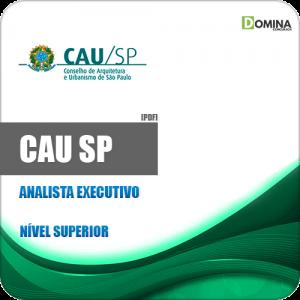 Apostila Concurso CAU SP 2020 Analista Executivo Vunesp