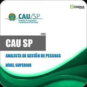 Apostila Concurso CAU SP 2020 Analista de Gestão de Pessoas