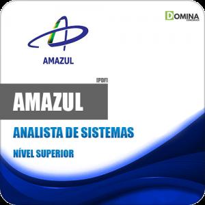 Apostila Concurso Amazul 2020 Analista de Sistemas