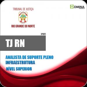 Apostila TJ RN 2020 Analista de Suporte Pleno Infraestrutura