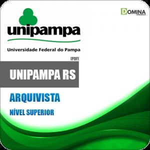 Apostila Concurso Público UNIPAMPA RS 2020 Arquivista