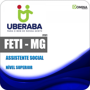 Apostila Concurso FETI 2020 Assistente Social