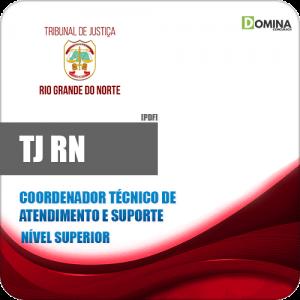 Apostila TJ RN 2020 Coordenador Técnico Atendimento Suporte