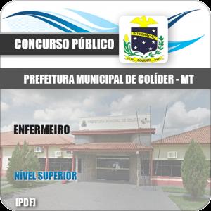 Apostila Concurso Prefeitura Colider MT 2020 Enfermeiro