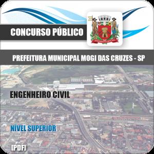 Apostila Concurso Mogi das Cruzes SP 2020 Engenheiro Civil