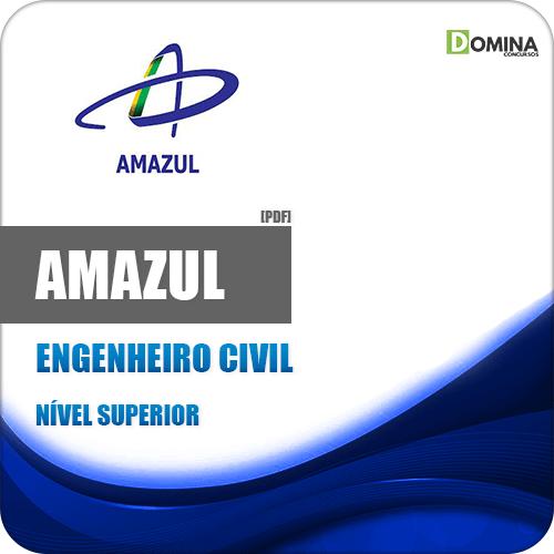 Apostila Concurso Amazul 2020 Engenheiro Civil