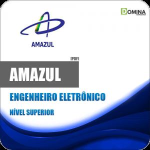Apostila Concurso Amazul 2020 Engenheiro Eletrônico