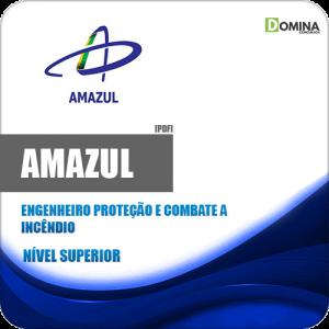 Apostila Amazul 2020 Engenheiro Proteção Combate Incêndio