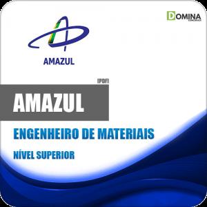 Apostila Concurso Amazul 2020 Engenheiro de Materiais