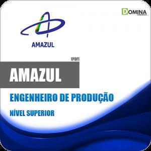 Apostila Concurso Amazul 2020 Engenheiro de Produção